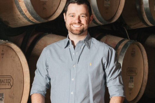 Interview with Luke Clayton from Rombauer Vineyards