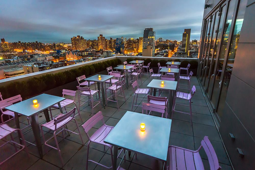Best Rooftop Bars in New York City