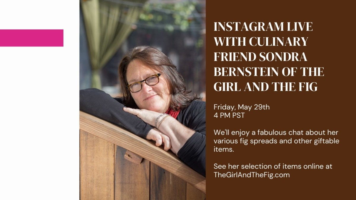 Sondra Bernstein The Girl + The Fig