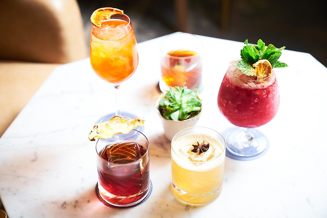 Best Cocktails in Downtown Sonoma
