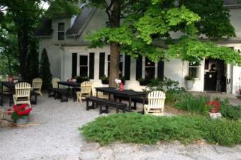 The Wickman House In Ellison Bay Door County Wisconsin