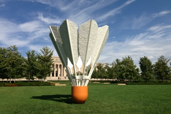 Kansas City Sculpture Park at The Nelson-Atkins Museum of Art