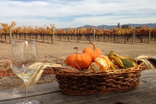 Napa's O'Brien Estate With Fabulous Wine & Stunning Views