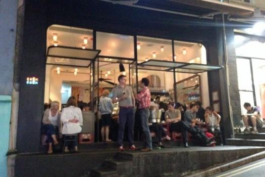 Where To Eat in Hong Kong China