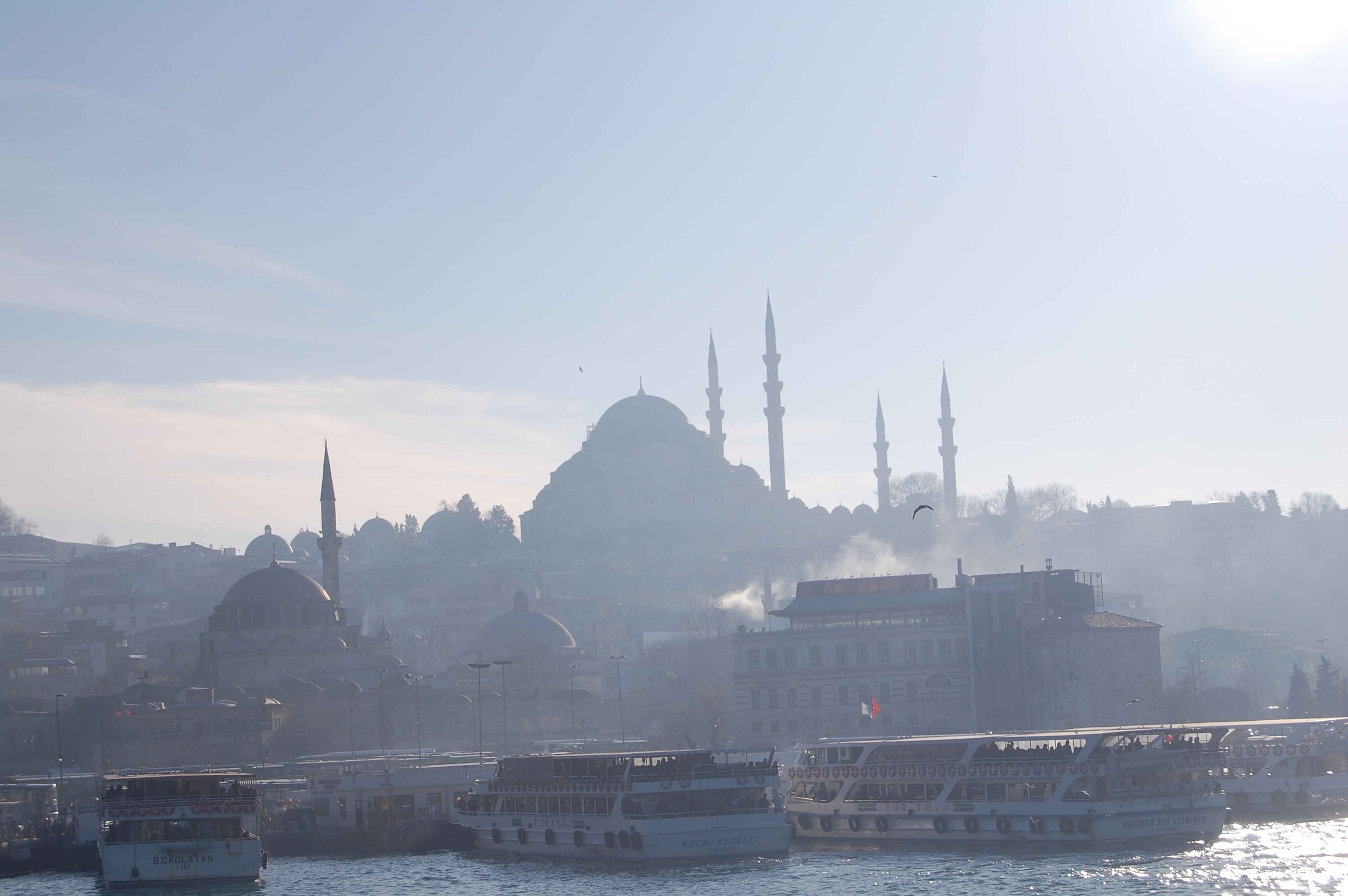 Istanbul, Turkey Where To Drink