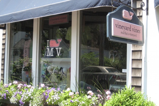 Where To Shop In Martha's Vineyard Edgartown