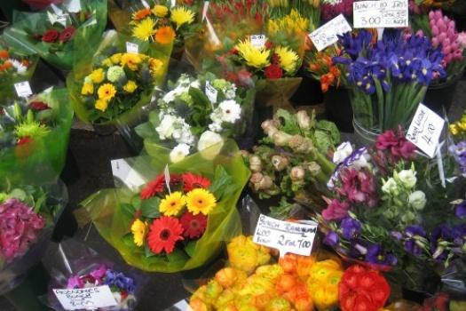 England: London, Culinary & Cheese Markets
