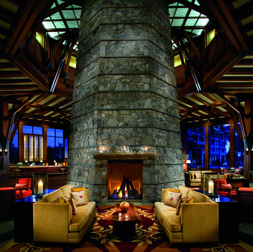 Living Room - Night Vertical