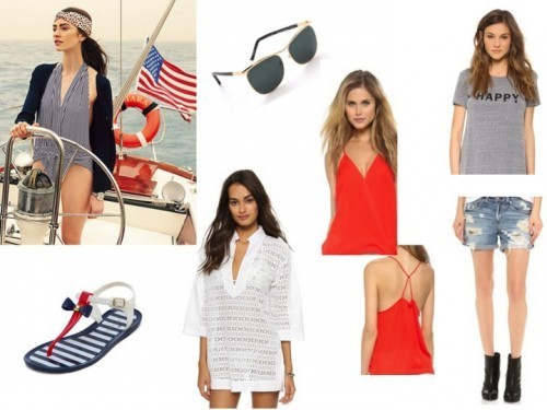 Shopping: 4th Of July Must Have's