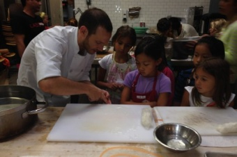 Cooking with The Slanted Door Restaurant & Sprouts Cooking Club