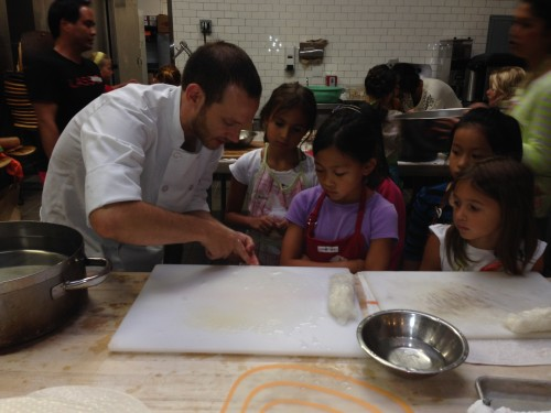 The Slanted Door & Sprouts Cooking Club