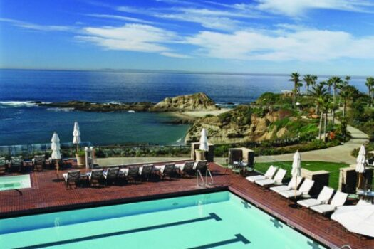 The Montage Hotel & Resort Spa In Fabulous Laguna California