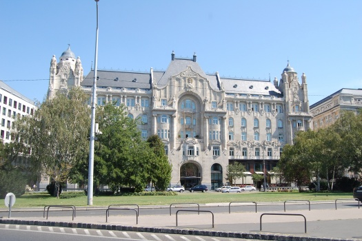 The Four Seasons Hotel Budapest Hungary