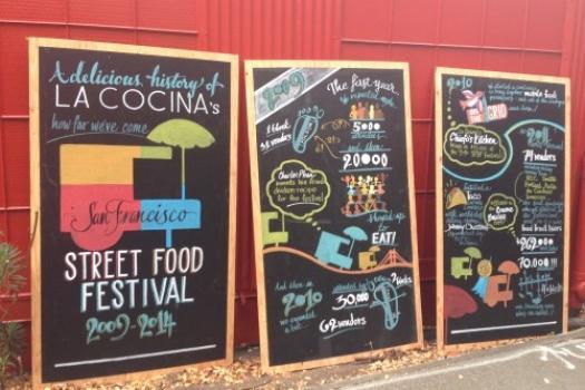 San Francisco's La Cocina's Food & Entrepreneurship Conference