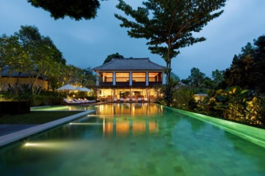 Uma By Como Hotel In Ubud Bali Like Nothing You've Ever Experienced