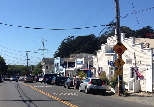 Stinson Beach Where To Eat & Shop