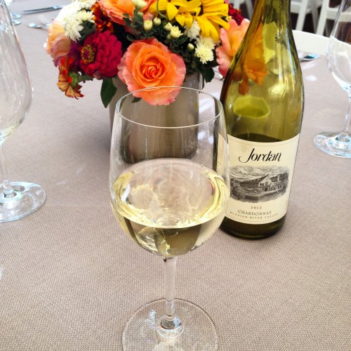 Jordan Winery's Harvest Lunch