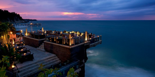 Uluwatu Ayana Hotel's Rock Bar