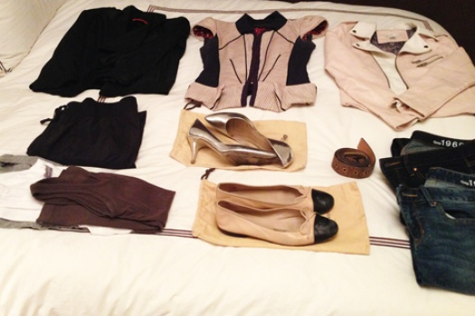 What to pack for a 2 day trip or in my case 36 hours in Las Vegas!