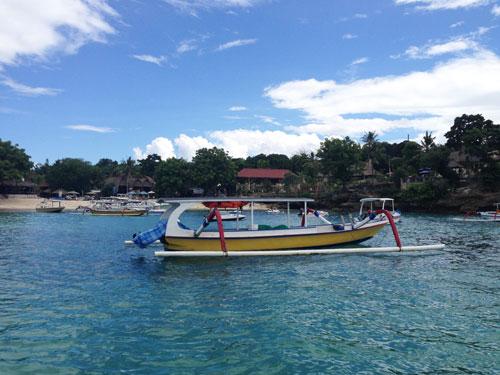 Bali Lembongan Island By Boat