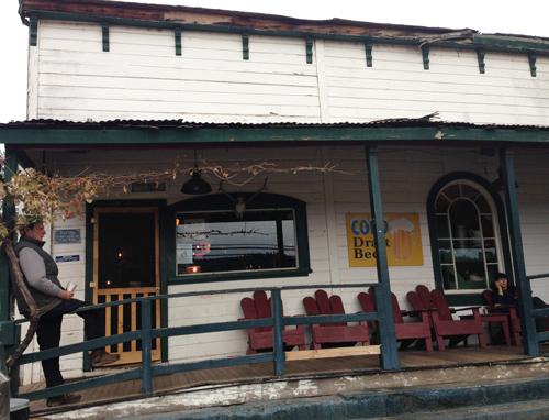 Dry Creek General Store Bar