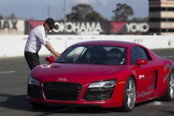 Audi Driving Experience With Ram's Gate Winery