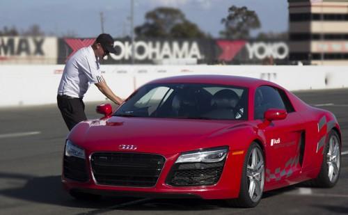 Audi Sportscar Experience & Fabulous Rams Gate Wines