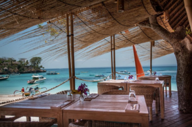 Hai Bai Beach Front Views on Nusa Lembongan Island
