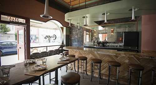 If you're looking for a fabulous new restaurant in San Francisco with a talented Chef (former Sous Chef at Flour + Water), lead by awesome co-owners Alvin (The Restaurant Manager) and Tom (The Wine Director) Causwells is the spot for you!