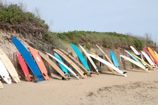 Montauk Beach With The Best Surfing in The Hampton's