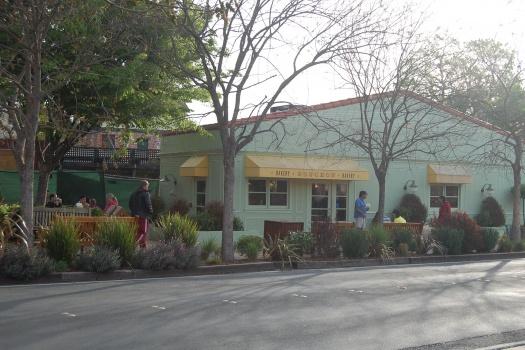 Thomas Keller's Bouchon Bakery In Yountville California