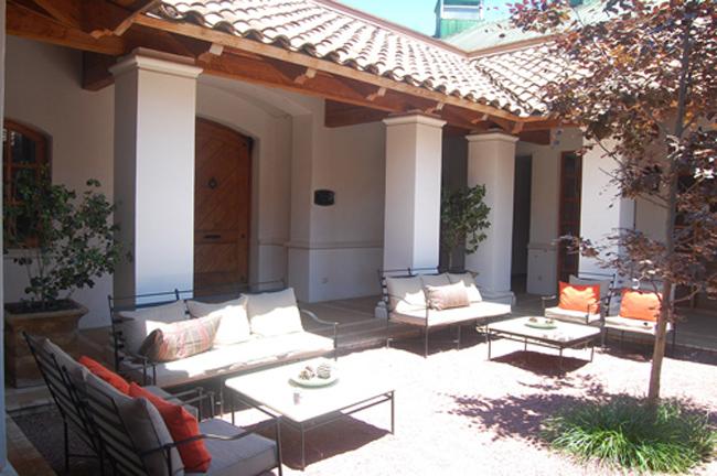 Casas Del Bosque Winery