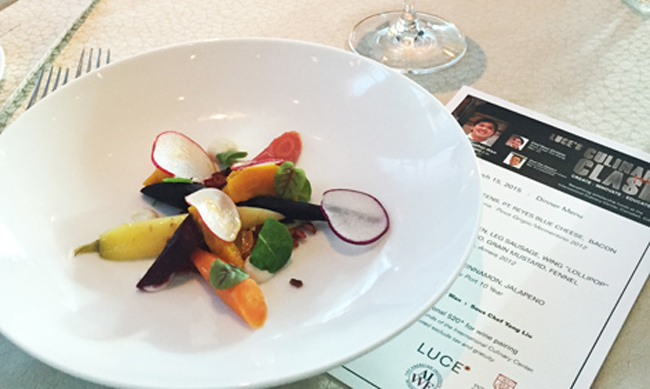 4th Annual Culinary Clash Competition at Luce SF