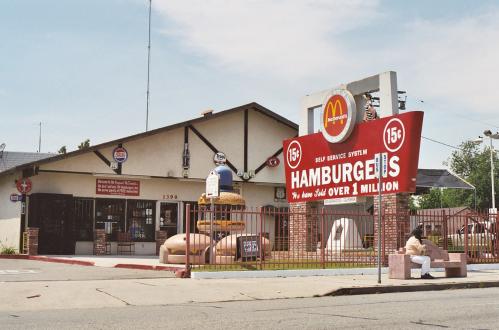 First McDonalds Location