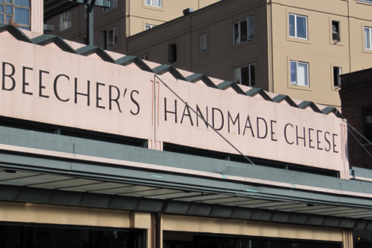 Seattle Washington's Most Delicious Creamery Beecher's Handmade Cheese