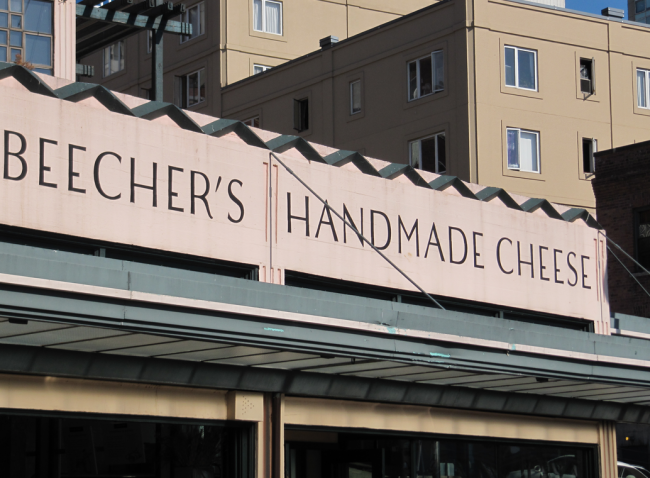 Beecher's Handmade Cheese