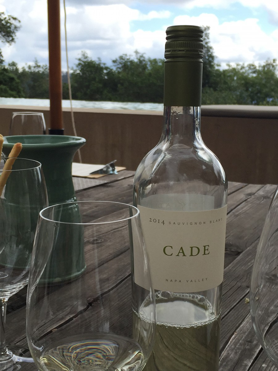 Napa Valley's Cade Winery