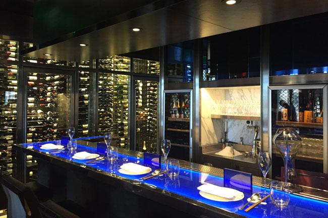 Hakkasan Restaurant San Francisco California The Hottest