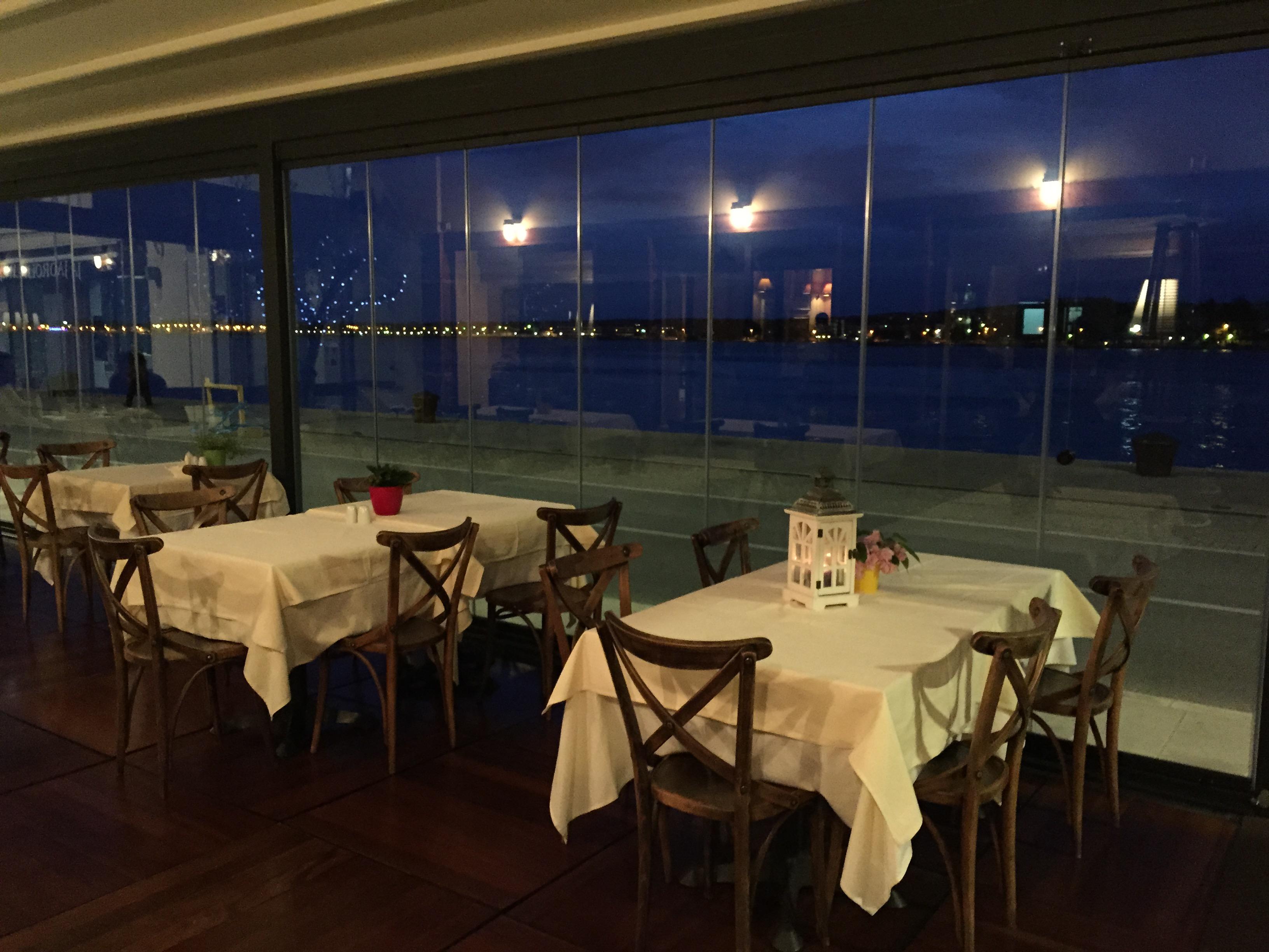 Kornat Restaurant Zadar