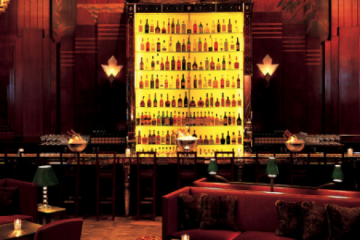 Happy 100th Year Birthday To San Francisco's Iconic Clift Hotel & The Fabulous New Redwood Room Cocktails