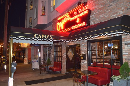Capo's Chicago Pizza