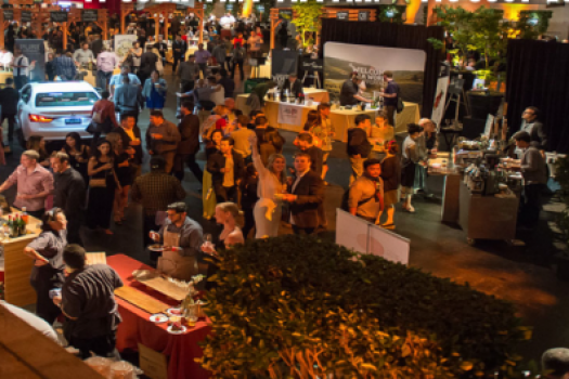Upcoming Eat Drink SF 2015