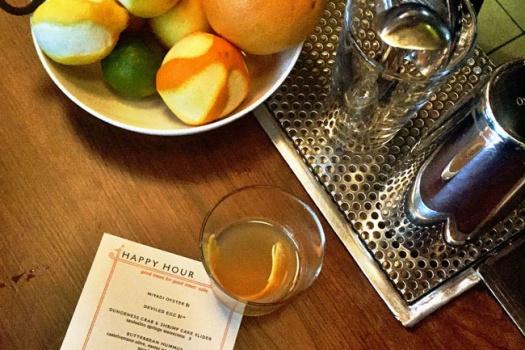 The Dorian San Francisco A New Restaurant & Cocktail Hot Spot