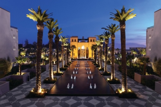 The Fabulous Four Seasons Resort Marrakech A Must See While In Morocco