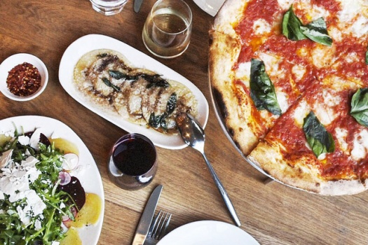 The Top 10 Pizza's in San Francisco