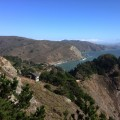 Muir Beach Overlook In The Marin Headlands