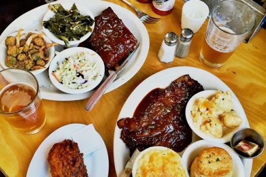 Hurry Into San Francisco's Brenda's Meat & Three For Killer BBQ