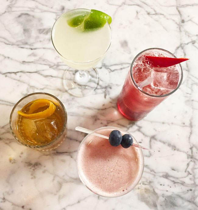 The Unbelievable Cocktail & Bar Program You Must Tr At Mourad San Francisco