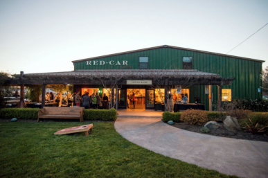 Red Car Wine A Sonoma Sebastopol Tasting Room You Will Adore