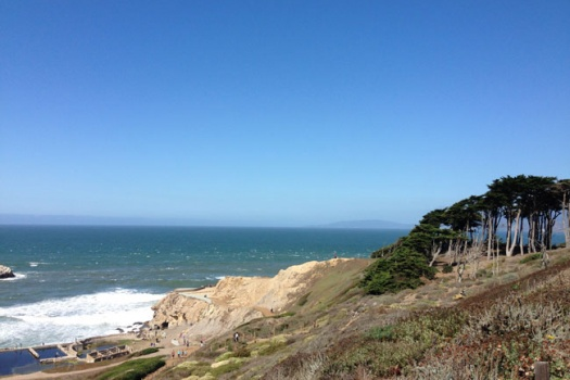 Favorite San Francisco Things To Do, Exploring Lands End National Park